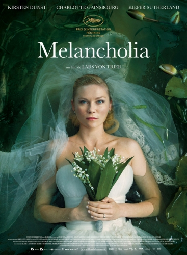 melancholia, affiche, lars von trier