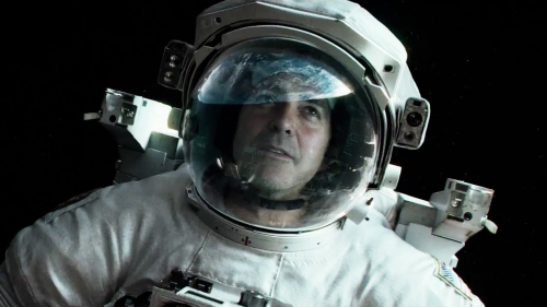 gravity, cuaron, clooney, george clooney