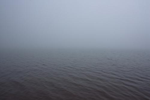 sébastien coulombel, lac, brume, solaris