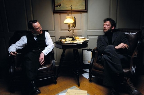 a dangerous method, david cronenberg, otto gross, vincent cassel, ça, jung, michael fassbender